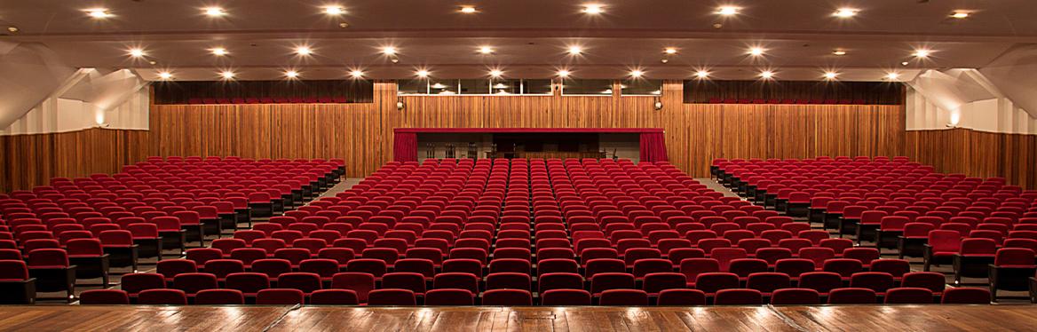 Faça seu evento no Teatro APCD