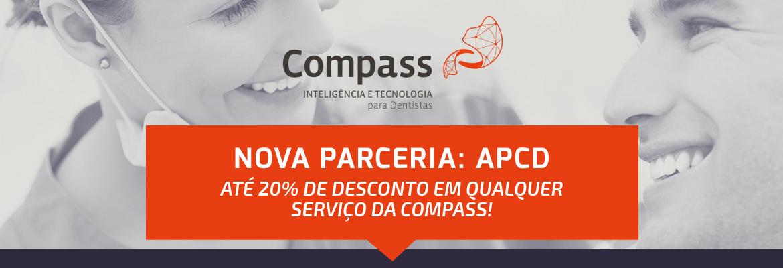 Compass está com mais uma novidade para você!