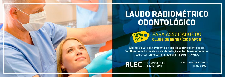 Laudo Radiométrico Odontológico