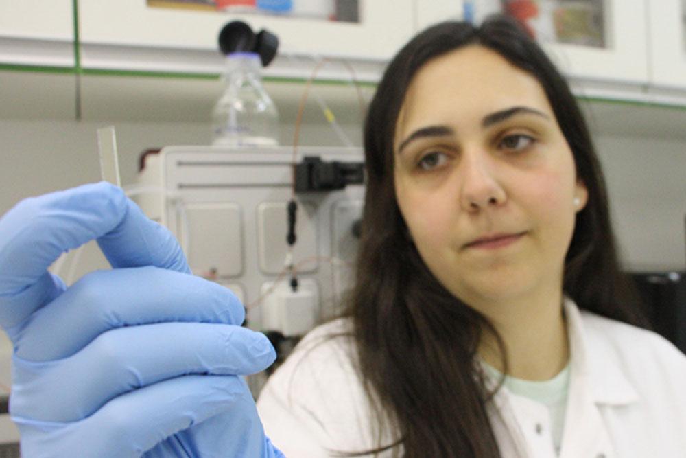 Biossensor usa anticorpos para detectar hormônio associado a tumores