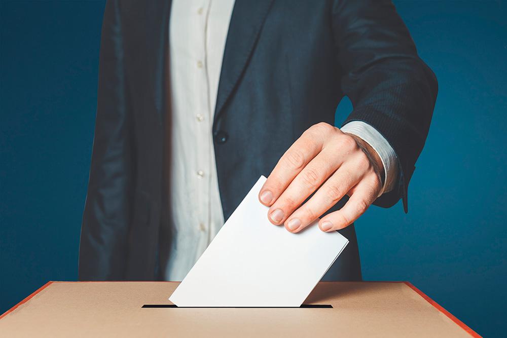 Edital de convocação para as eleições da APCD
