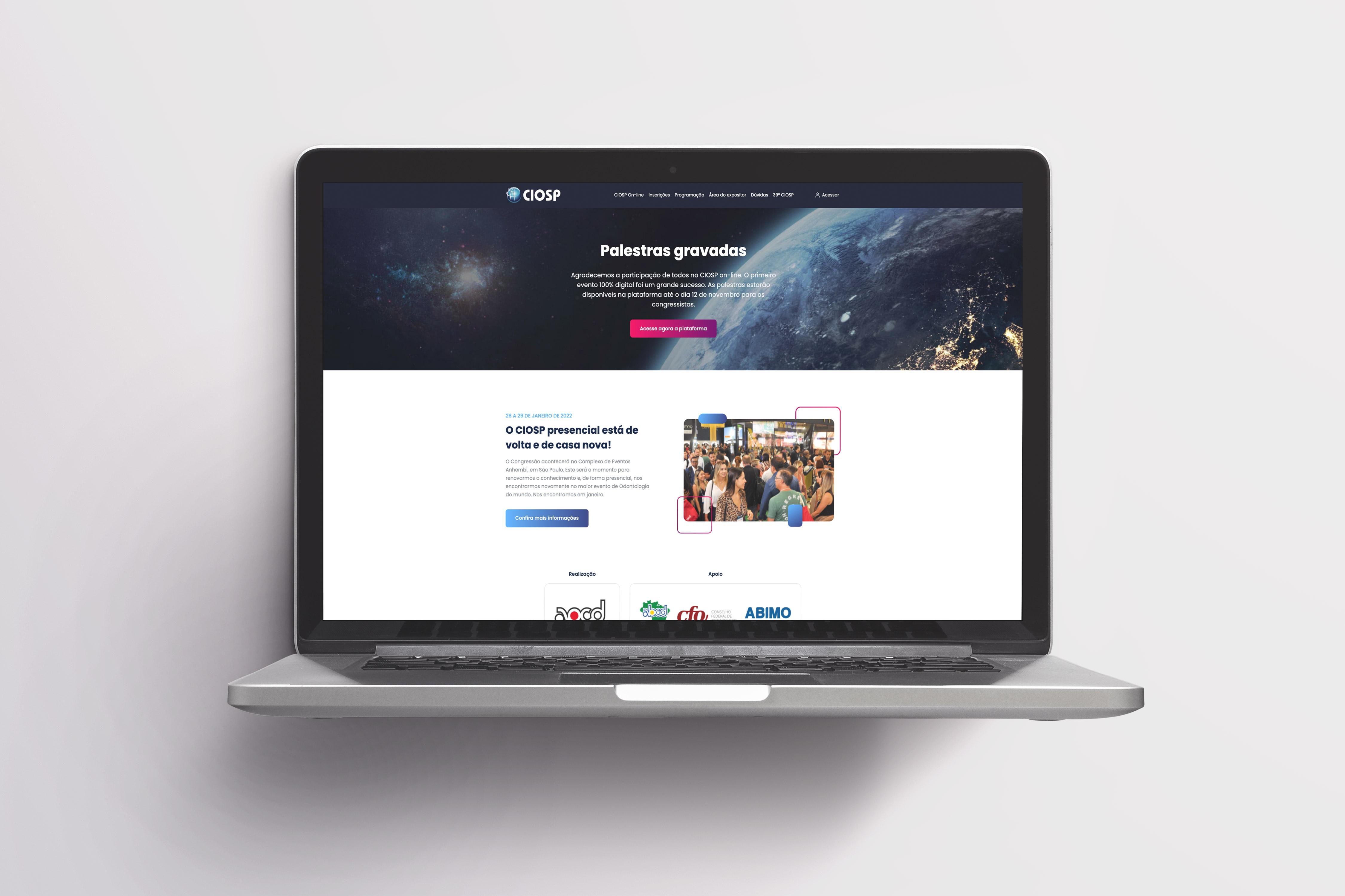 Reveja todo o conteúdo do CIOSP on-line até o dia 12 de novembro