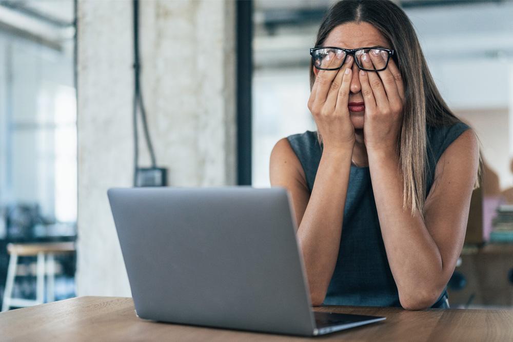 Síndrome de burnout e saúde bucal